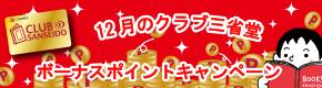 12月ボーナスポイントキャンペーン