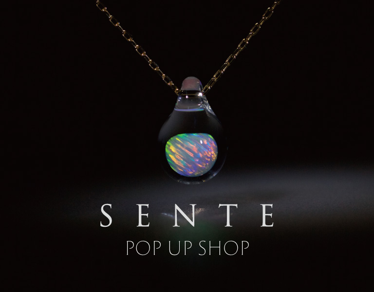 SENTE POP UP SHOP