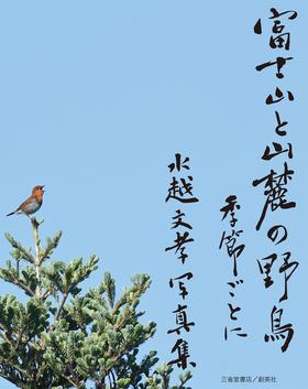 『富士山と山麓の野鳥 季節ごとに 水越文孝写真集』 水越文孝(著)